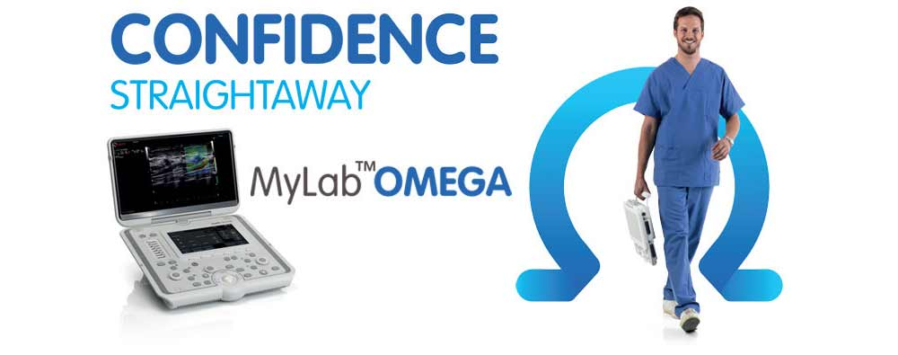 MyLab Omega - aparat usg