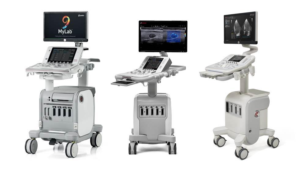 ultrasonograf klasy premium