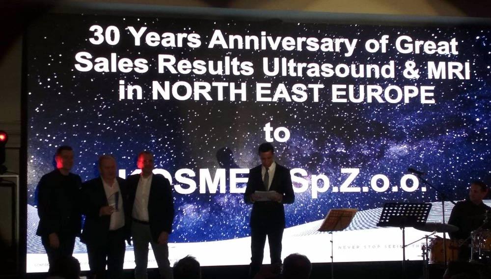 30 lat firmy KOSMED